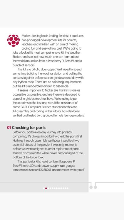 RasPi Magazine screenshot-3