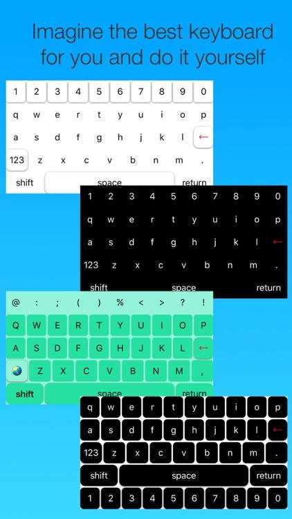 Personal Keyboard Lite