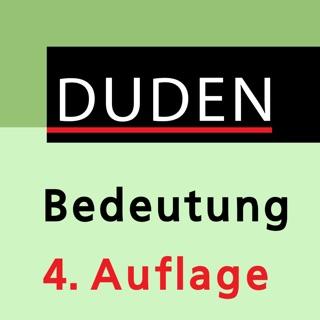 Duden Worterbucher Deutsch Im App Store