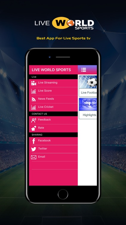 Live World Sports screenshot-5