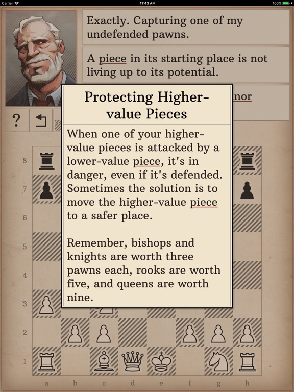 Learn Chess with Dr. Wolf screenshot 10