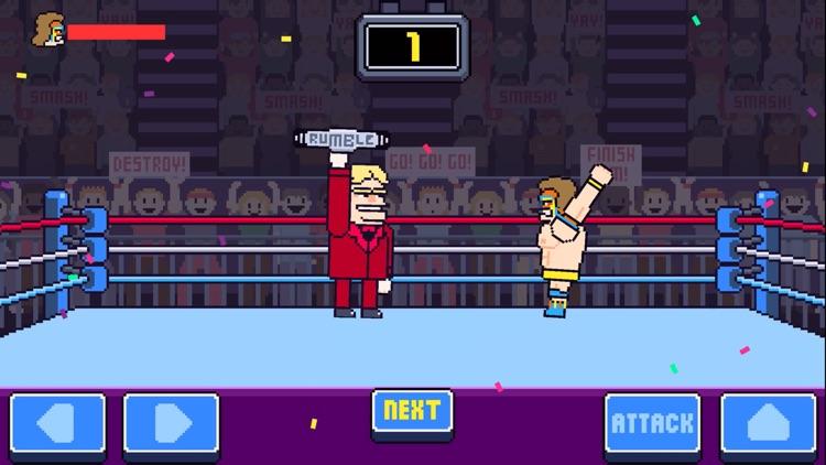 Rowdy Wrestling screenshot-4