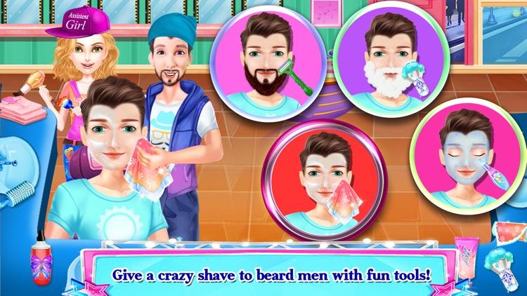 Barber Shop Super Hair Salon screenshot-5