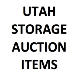 Utah storage auction items