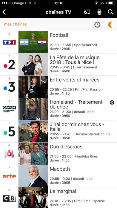 download TV d'Orange apps 1