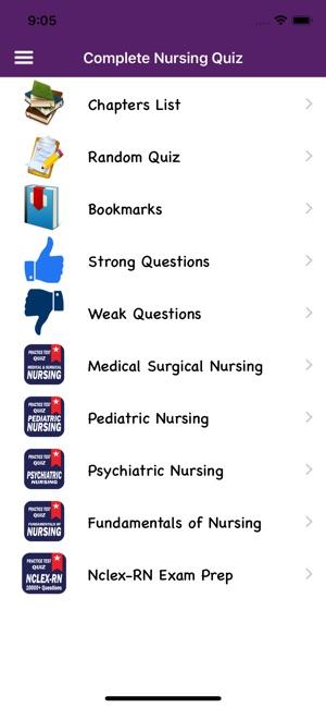 Nursing Quiz 10000+ Questions on the App Store