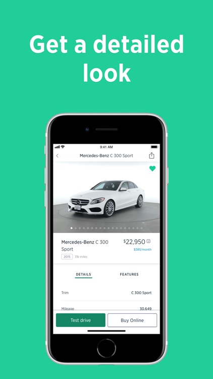 Shift: Used cars, smarter