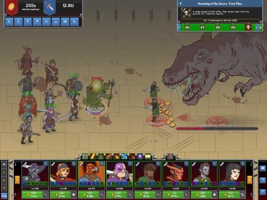 Screenshot 3 Idle Champions