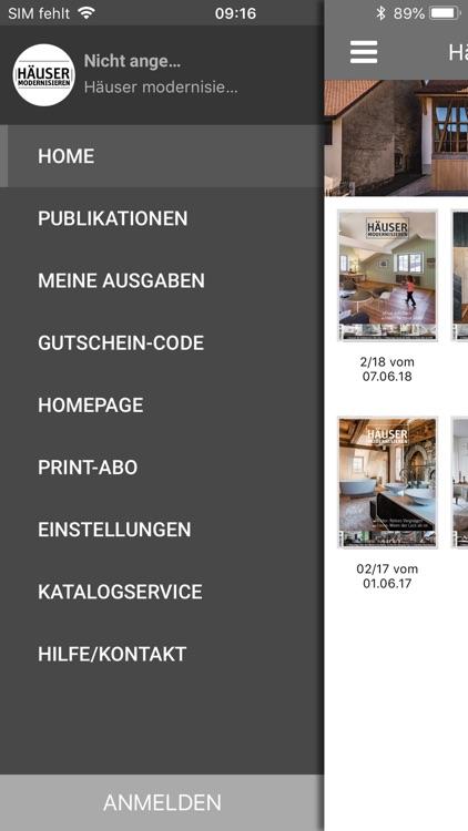 Hauser Modernisieren By Avd Goldach Ag