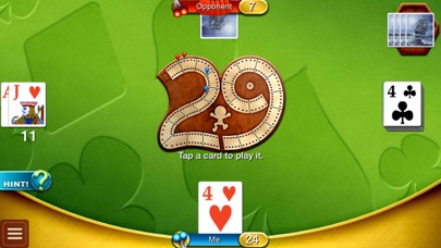 Cribbage - Crib & Peg Game screenshot two