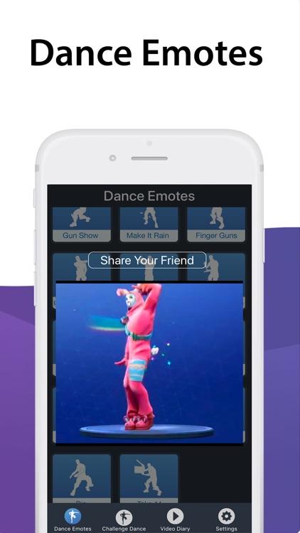 Fortnite: Dance Emotes Dances screenshot-3