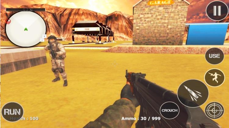 Frontline Special Commando