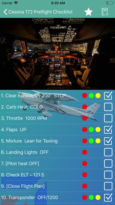 Cessna 172 Preflight Checklistのおすすめ画像3