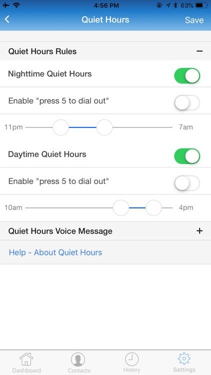 teleCalm Caregiver screenshot-3