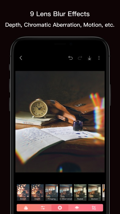 Fine - Photo Editor Screenshots