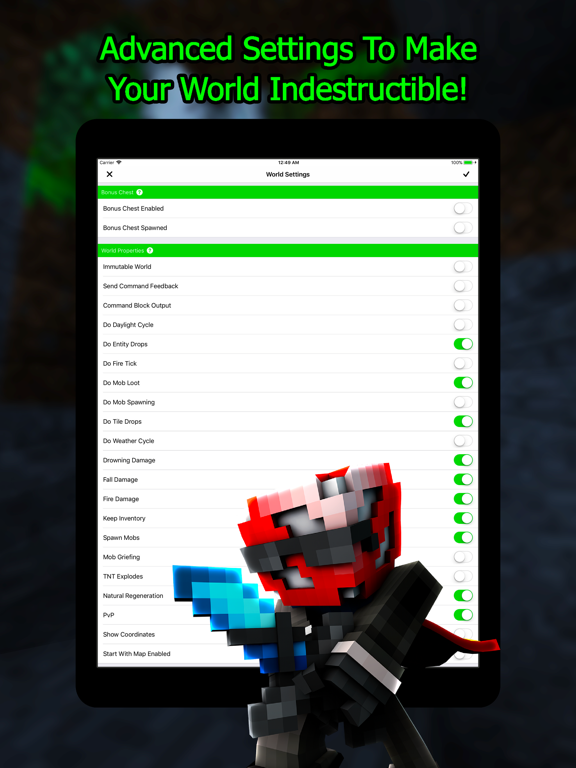 Plug Toolbox for Minecraft screenshot 17