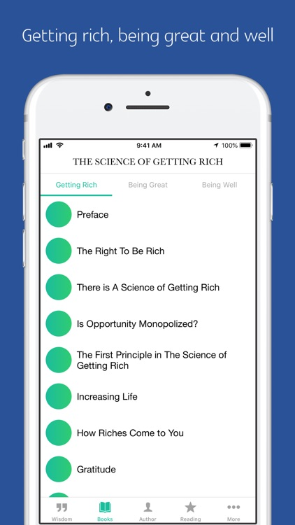 The science of getting rich,