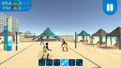 VTreeビーチバレーボール screenshot1