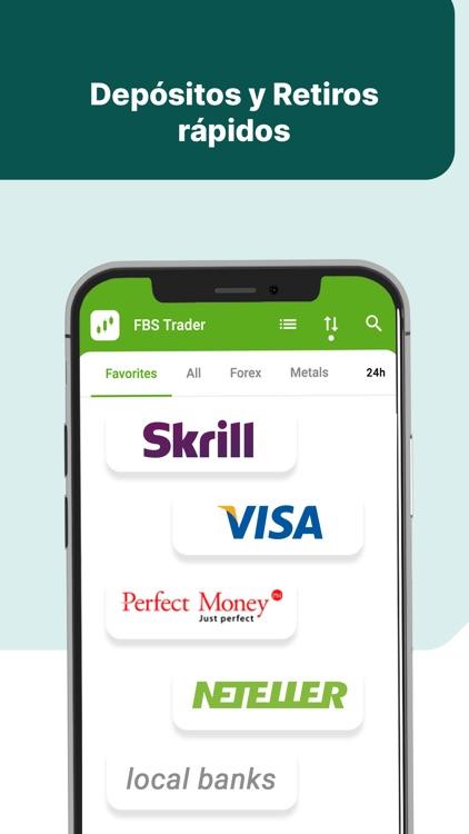 FBS Trader — Trading Platform screenshot-4
