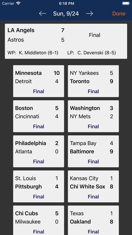 Baseball News - MLB edition screenshot-4