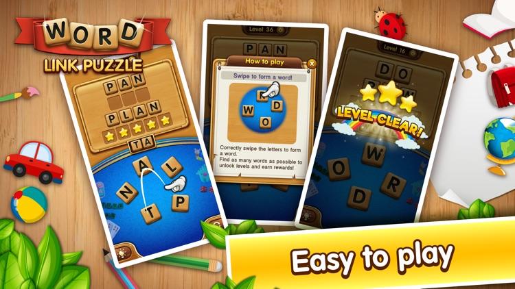 Word Link Puzzle screenshot-3