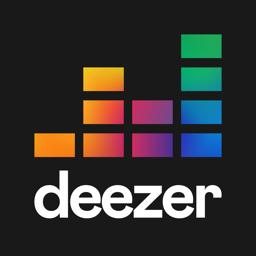 Ícone do app Deezer: Ouvir Música e Podcast