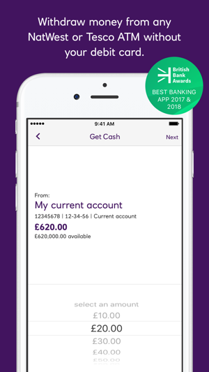 Natwest mobile banking on the app store iphone ipad apple watch reheart Images