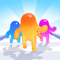 App Icon for Jelly Clash 3D App in Oman IOS App Store