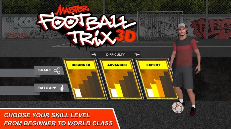 3D Soccer Tricks Tutorials screenshot-0