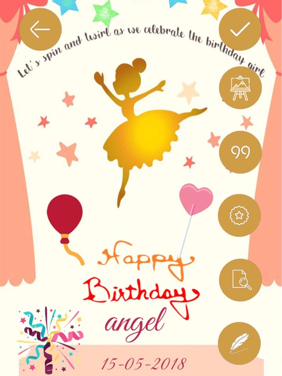 Birthday Invitation Cards Hd App Price Drops
