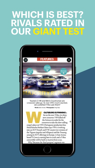 Car Magazine review screenshots