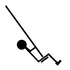schaukel - Stickman Swing