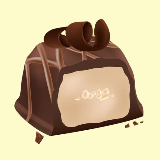 Milk Chocolate Bar Stickers