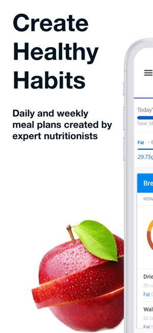 Fitwell Meal Planner & Gym App Screenshot