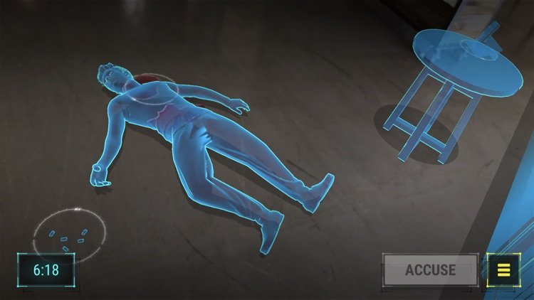 Forensic Detective screenshot-0