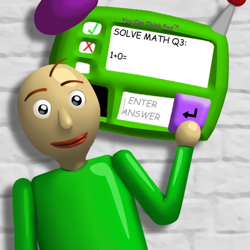 Baldis Basics Notebook