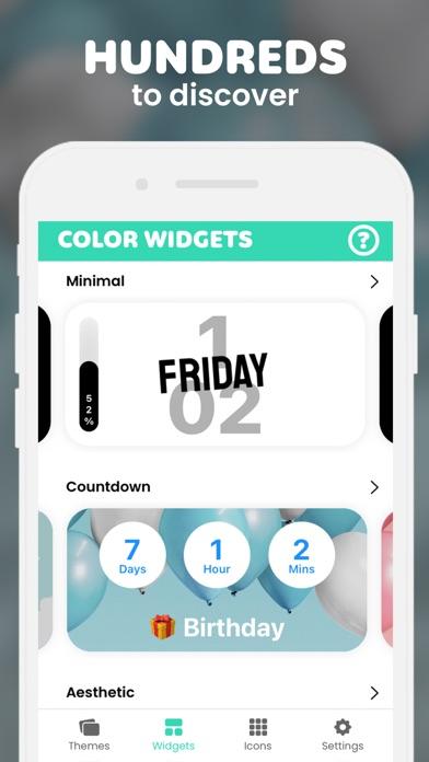 Color Widgets
