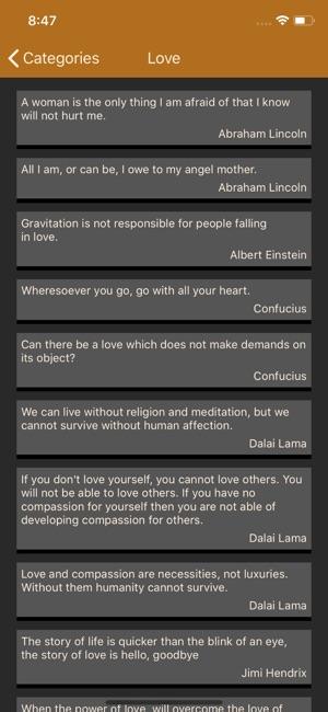 Brilliant Quotes | Brilliant Quotes On The App Store