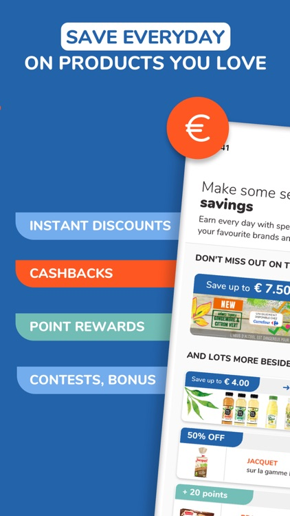 Fidme: Loyalty Cards, Cashback screenshot-6