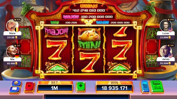 Stars Slots Casino - Vegas 777 screenshot-4