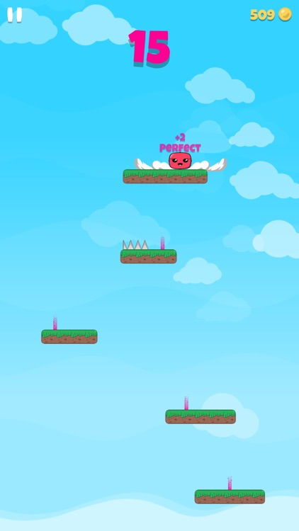 Falling Hero ! screenshot-1