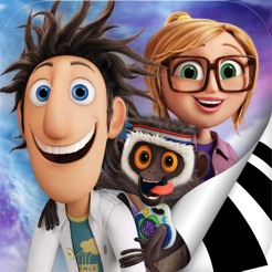 Cloudy with a Chance of Meatballs Movie Storybook & Cloudy 2 Children's Activity Book on the App Store