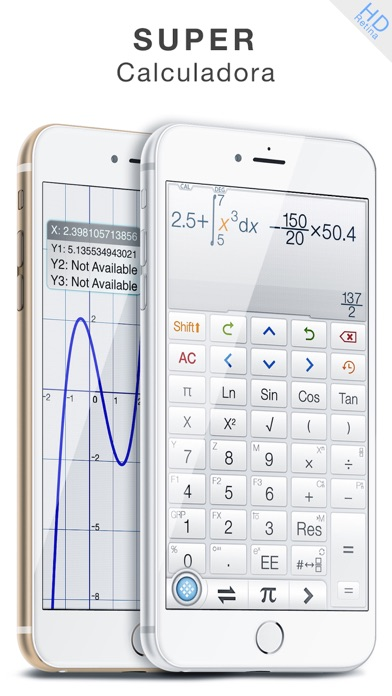 Screenshot for Calculator ∞ - Calculadora in Spain App Store