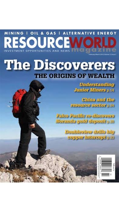 Resource World Magazineのおすすめ画像4