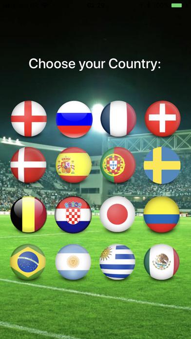 Hue Countries LITE screenshot four