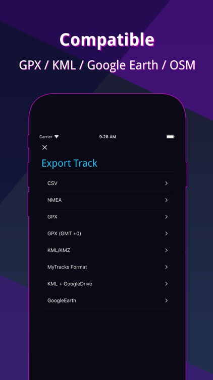 MyTracks. screenshot-2