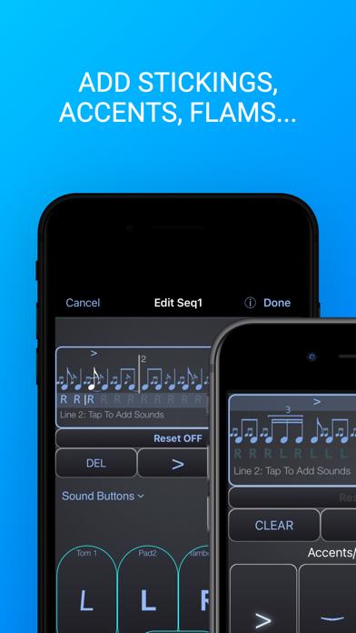 PolyNome: THE Metronome Screenshots