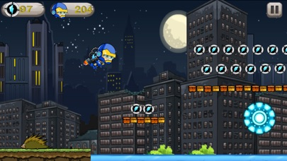 HERO SUPER JET BOY SHOOTER Screenshot 3