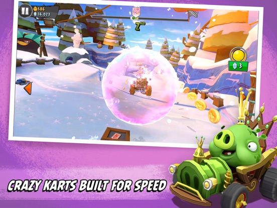 Angry Birds Go! Screenshots