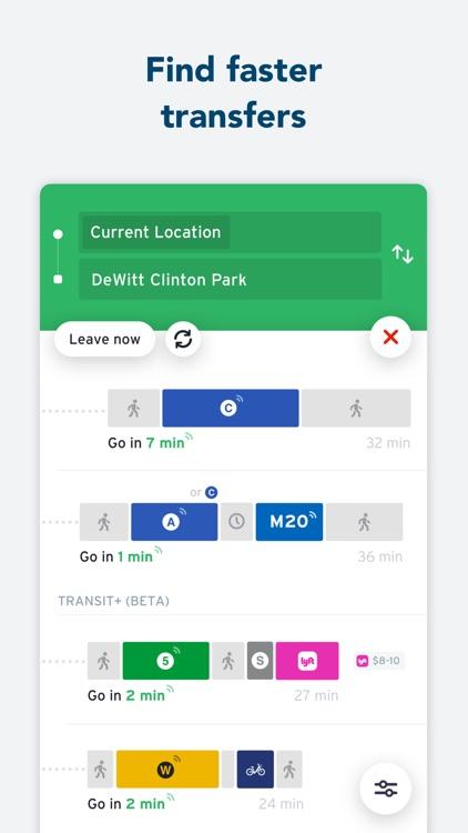 Transit • Subway & Bus Times screenshot-5
